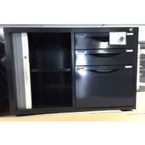 Caddy cabinet ( Mobile) 600mm(H) x 900mm(W) x 450mm(D) (left hand door)