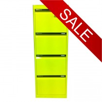 STATEWIDE 4 Drawer Metal Filing Cabinet *All Colours*