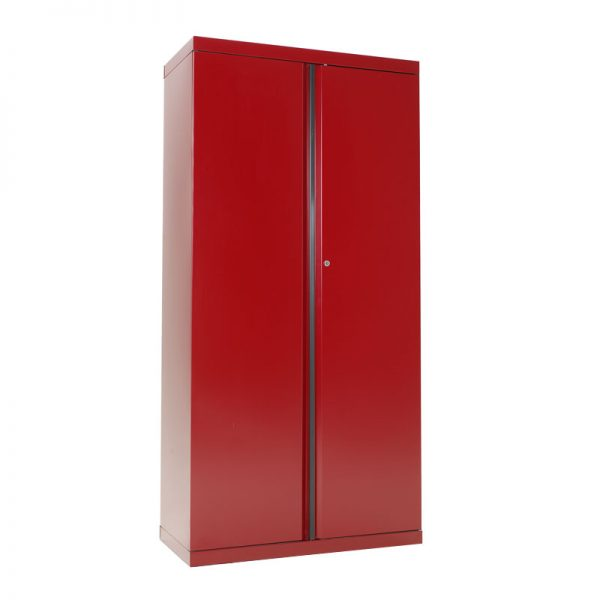 STATIONERY CUPBOARD ( COUNT. HIGH OR 1020MM H) 2 SHELVES*All Colours*-44