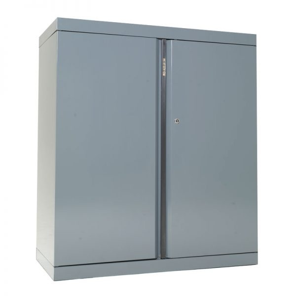 STATIONERY CUPBOARD ( COUNT. HIGH OR 1020MM H) 2 SHELVES*All Colours*-0