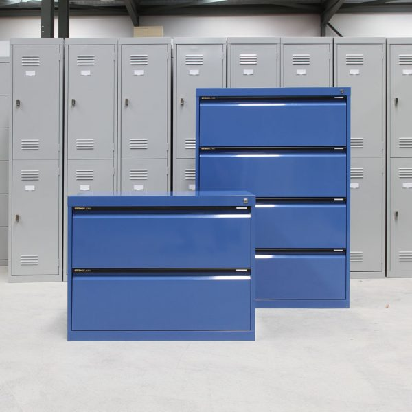 Lateral filing Cabinets 2 Drawer*All Colours*-5