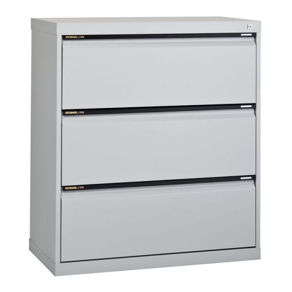 Lateral filing Cabinets 3 Drawer*All Colours*-10