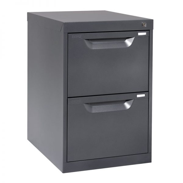 2 Drawer Metal Filing Cabinet *All Colours*-18