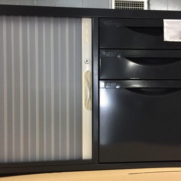Caddy cabinet ( Mobile) 600mm(H) x 900mm(W) x 450mm(D) (left hand door)-189