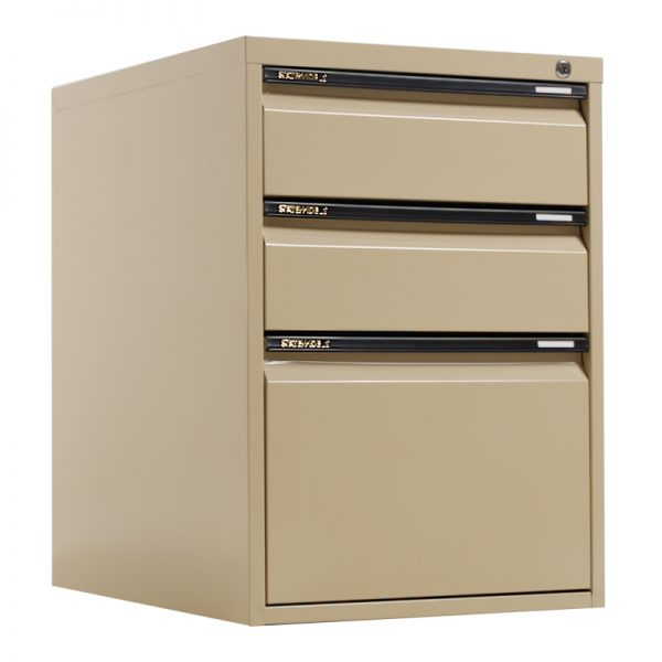 Low Height Cabinets 2 Personal+ 1 File Drawer*All Colours*-0