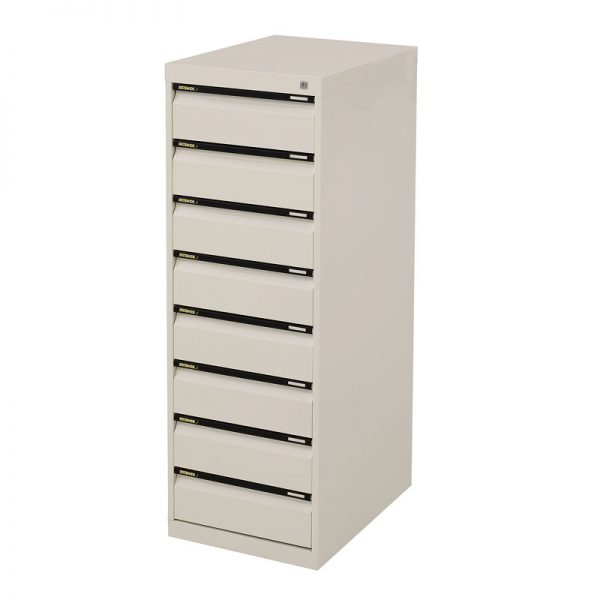 DUPLEX CABINET 8 DRAWER 6X4 CARD (150 X 100)*All Colours*-0