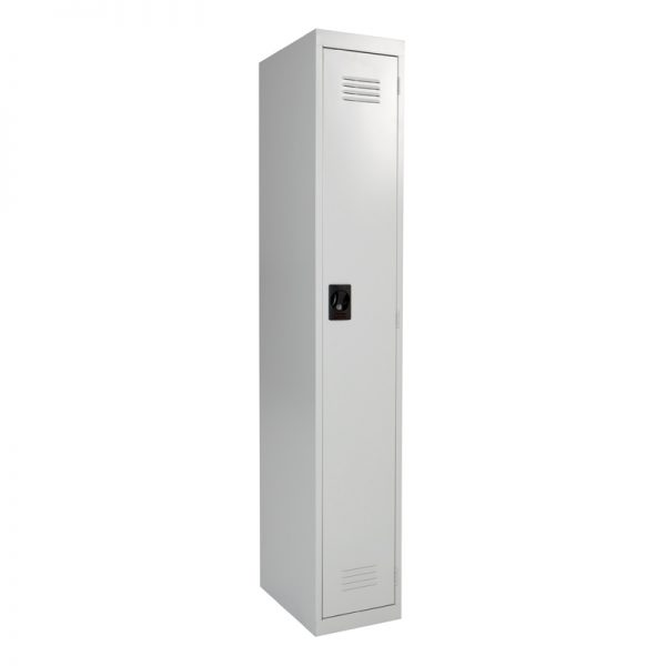 Steel Lockers 1 Door SWL1 *All Colours* 380W X 1800H X 450D-0