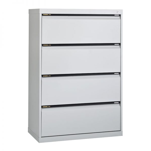 Lateral filing Cabinets 4 Drawer*All Colours*-0