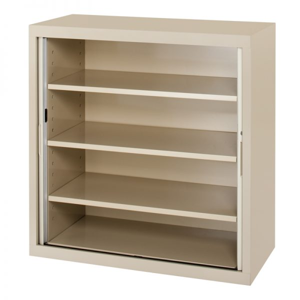 CUPBOARD 900 W X 2000 H X 455 D (SHELVES EXTRA)*All Colours*-103